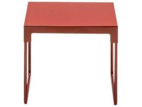Driade Mingx Steel 20'' x 16.5'' End Table
