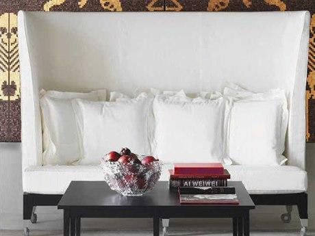Driade Neoz Three-Seater High Back Sofa with Nine Throw Cushions DRH8617060