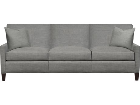 Duralee Brighton Tight Back Sofa with Small Track Arm