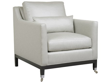 Duralee Chelsea Boxed Back Accent Chair DRL30460
