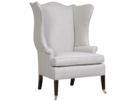 Uttermost Snowden Tan Wing Accent Chair Ut23158