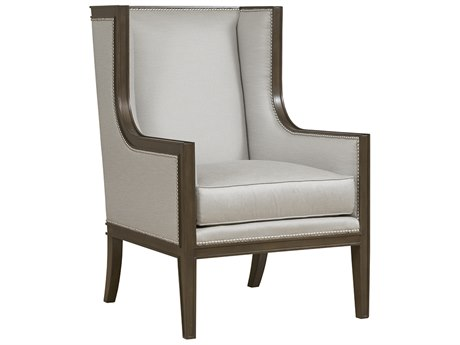 Duralee Jameson Exposed Wood with Tight Back Accent Chair DRL35300