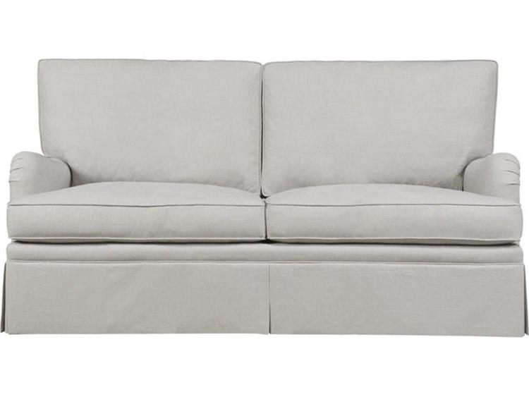Peachy Duralee London Boxed Back Double Sleeper Sofa With English Arm Kick Pleat Skirt Machost Co Dining Chair Design Ideas Machostcouk