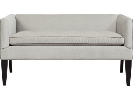 Duralee Midtown Low Back Settee Loveseat DRLOS1352025