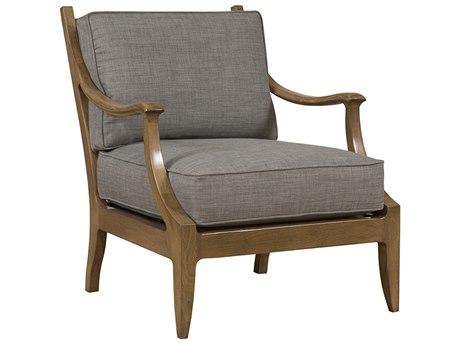 Duralee Trousdale Slat Back Accent Chair