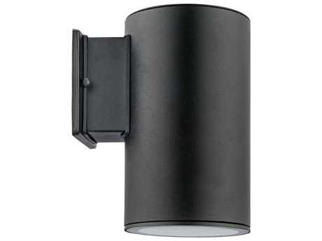 Eglo Ascoli Black Outdoor Wall Light EGL200146A