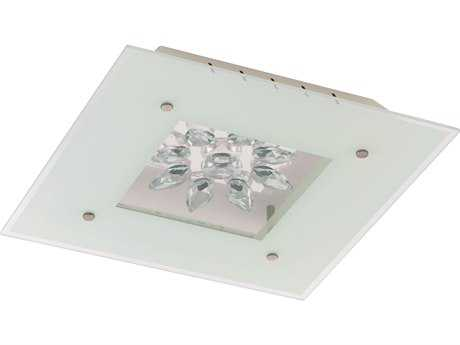 Eglo Benalua White 15'' Wide LED Flush Mount Light EGL93573A