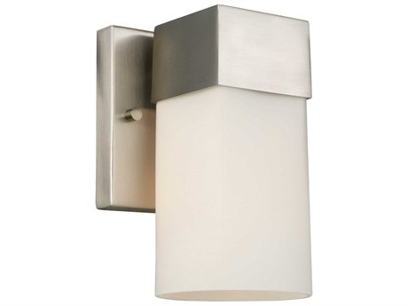 Eglo Ciara Springs Brushed Nickel Wall Sconce EGL202859A