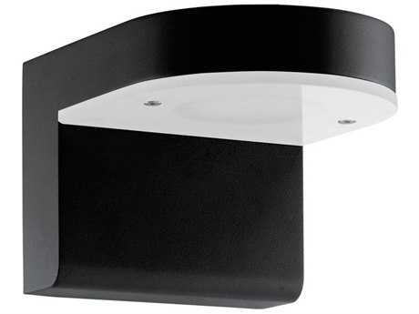 Eglo Jalon Black Two-Light LED Outdoor Wall Light EGL200026A