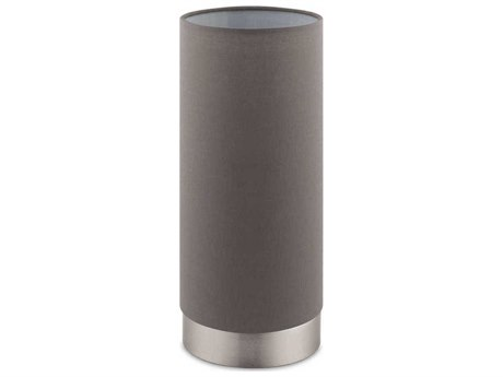 Eglo Pasteri Matte Nickel / Taupe Table Lamp EGL95122A