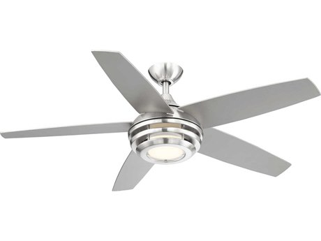 Minka-Aire Xtreme Brushed Nickel 96'' Wide Indoor Ceiling