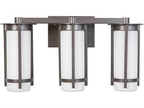 Eglo Truxton Graphite Three-Light Vanity Light EGL203121A