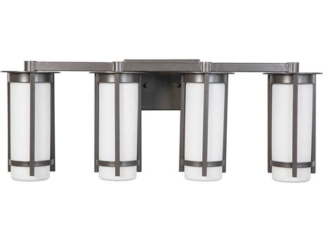 Eglo Truxton Graphite Four-Light Vanity Light EGL203122A