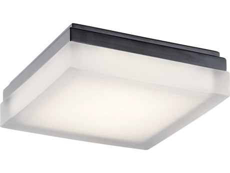 Elan Arston Bronze 9'' Wide LED Flush Mount ELA83800