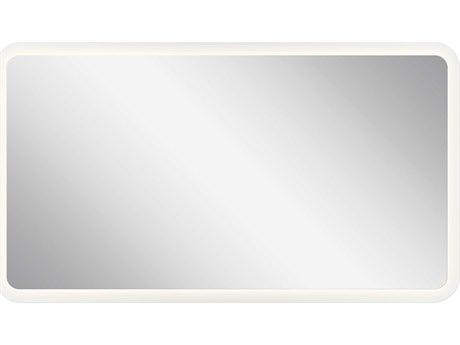 Elan Frosted 36''W x 20''H Rectangular LED Backlit Wall Mirror ELA83993