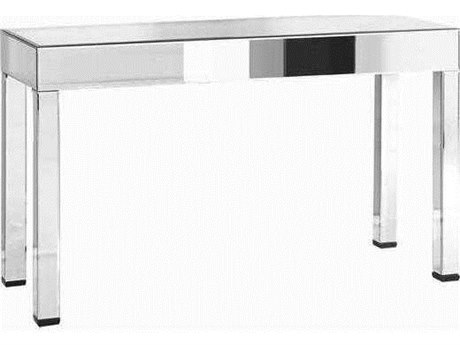 Elegant Lighting Modern 55 Wide Rectangular Console Table EGMF3016C