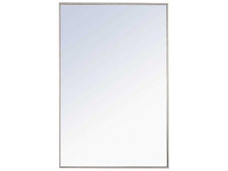 Uttermost Launa 32 Round Silver Wall Mirror Ut12888