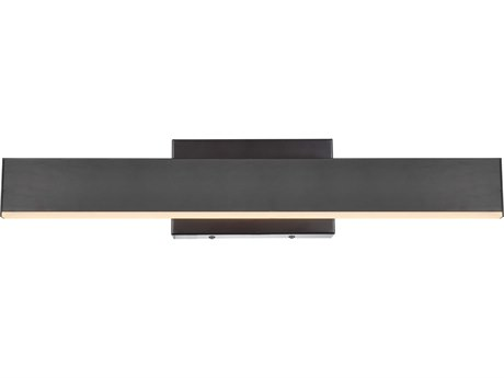 Elegant Lighting Brown 24'' Wide LED Wall Sconce