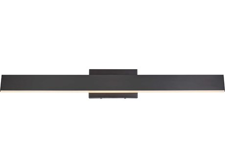Elegant Lighting Brown 36'' Wide LED Wall Sconce