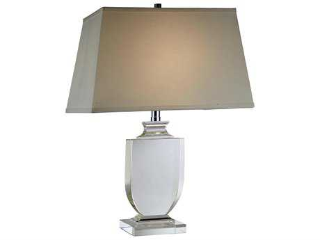 Elegant Lighting Regina Chrome Table Lamp EGTL1006