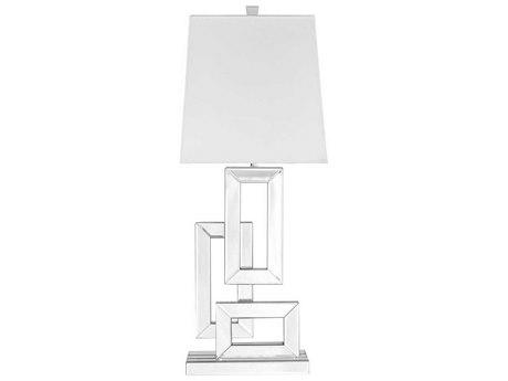 Elegant Lighting Sparkle Silver Buffet Lamp