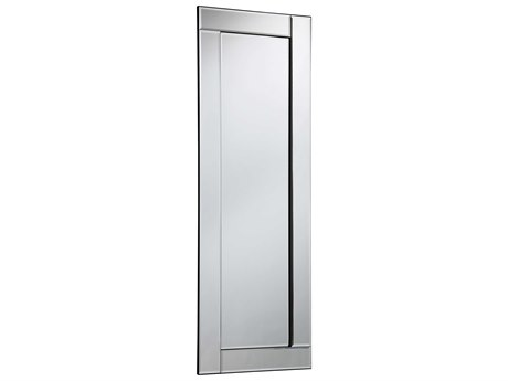 Elegant Lighting Modern 16''W x 47''H Clear Wall Mirror EGMR3046