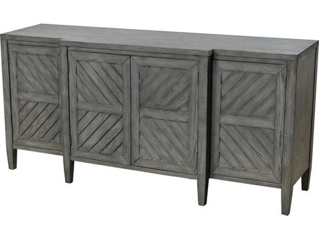 Elk Home Reclaimed Grey Veneer Buffet
