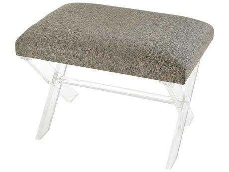 Elk Home Grey Accent Bench