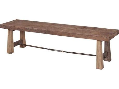 Elk Home Natural Accent Bench