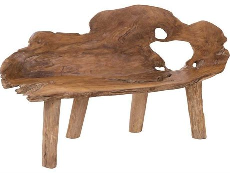 Elk Home Natural Accent Bench