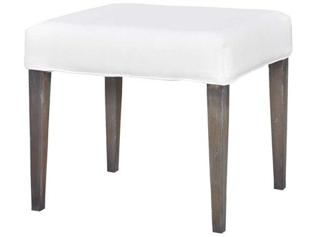 Elk Home Heritage Stain / Whitewash Accent Bench