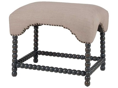 Elk Home Antique Smoke Accent Bench