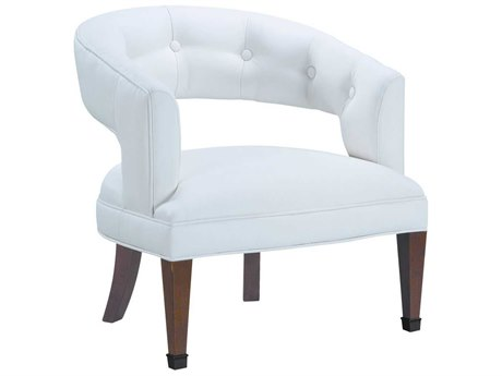 Elk Home Brown / White Accent Chair