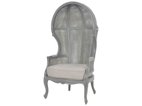 Elk Home Antique Smoke Accent Chair