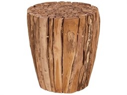 Natural Accent Stool
