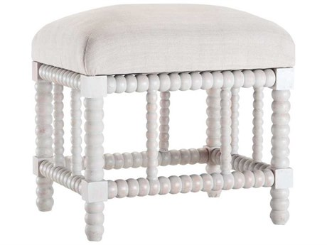 Elk Home Heritage Grey Stain / Whitewash Accent Stool