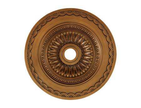 Elk Lighting Brookdale Antique Bronze Ceiling Medallion