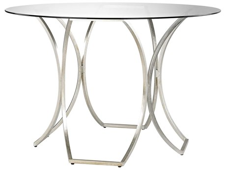 Elk Lighting Clooney Champagne Gold 48'' Round Foyer Table EK1114223