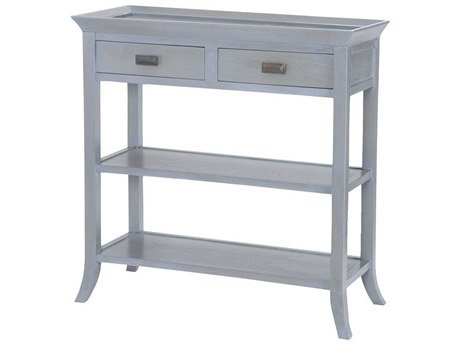 Elk Home Gravesend Grey 36'' Wide Rectangular Console Table