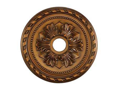 Elk Lighting Corinthian Antique Bronze Ceiling Medallion