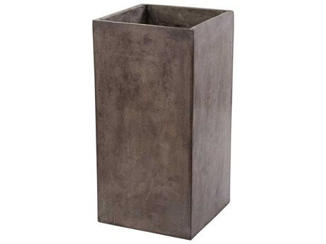 Elk Lighting Short Al Fresco Cement Planter