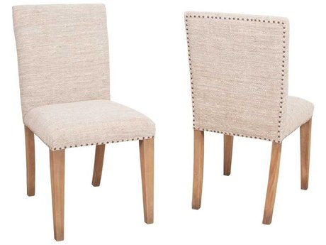 Elk Home Honey Oak Side Dining Chair (Set of 2)
