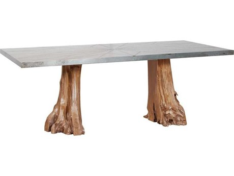 Elk Home Natural 84'' Wide Rectangular Dining Table