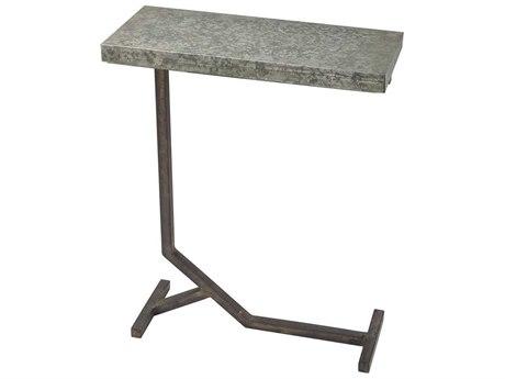 Elk Home Bronze / Galvanized Steel 18'' Wide Rectangular End Table