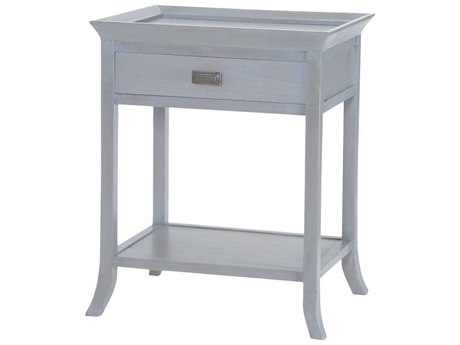 Elk Home Gravesend Grey 24'' Wide Rectangular End Table