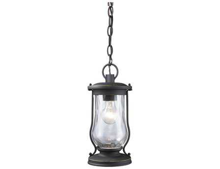 Elk Lighting Farmstead Matte Black Pendant