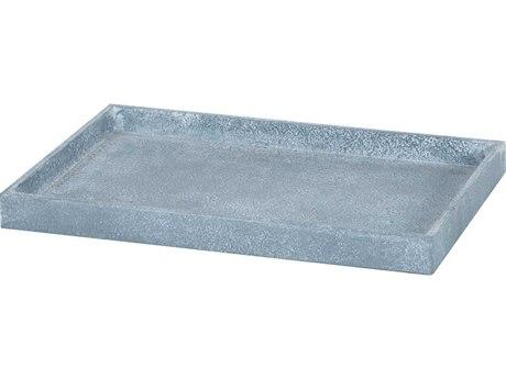 Elk Lighting Faux Concrete Texture Faux Concrete Bath Tray