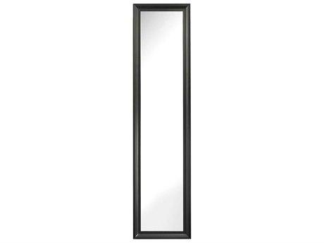 Elk Home Aged Black Floor Mirror