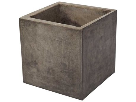 Elk Lighting Cubo Cement Planter