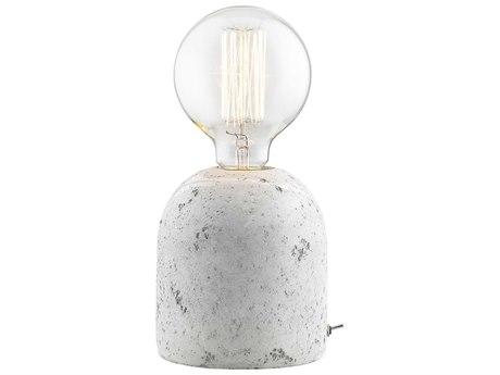 Elk Lighting Helios Polished Concrete Table Lamp